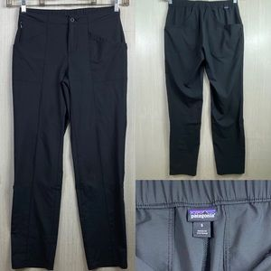 Patagonia 51884 work wear black Pants Womens 6